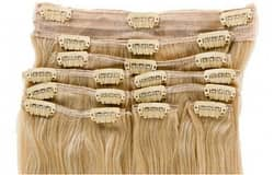 hair extensions clips billigt