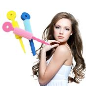 Foam Hair Curlers (3 stk)