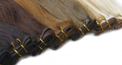 Weft Extensions - Ekte