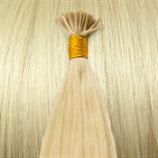 50 cm Microring Extensions  Lys Blond 60#