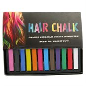 Hair Chalk hårkritt 12 Stk
