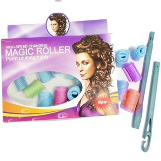 Magic Hair rollers