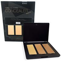 MeNow® Camouflage Universal Concealer Palette - 3 nyanser