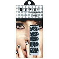 Nail Stickers - Nail Wrap 12 stk. no. 03