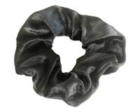 Scrunchie Cotton Hårstrikk - Svart