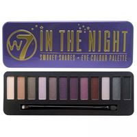 W7 In The Night Eye Palette - Øyenskygge