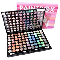 W7 Paintbox 77 Eye Shadow Palette -  Øyenskygge