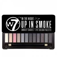 W7 Up in Smoke Eye Palette - Øyenskygge