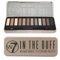 W7 In The Buff Eye Palette -  Øyenskygge